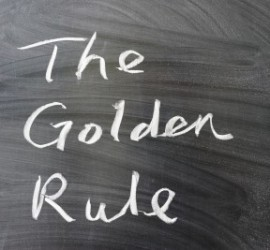 the golden rule essay Literal golden mischief rules essayliteral rule the literal rule is the primary rule which takes precedence over the others.